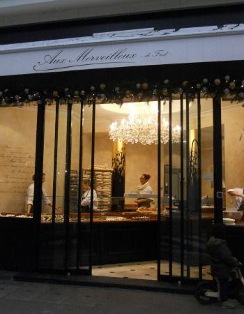 Aux Merveilleux de Fred Aux Merveilleux de Fred 94 rue Saint-Dominique 75007 Paris +33(0)147539134 Ouvert du mardi au samedi de 09h00 à 20h00 Le dimanche de 09h00 à 19h00 Fermé le lundi