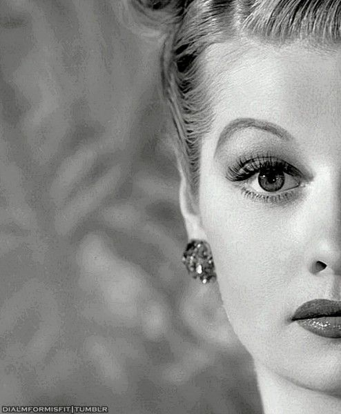 Women We Love When They Were In Their 30s: Lucille Ball #ILoveLucy