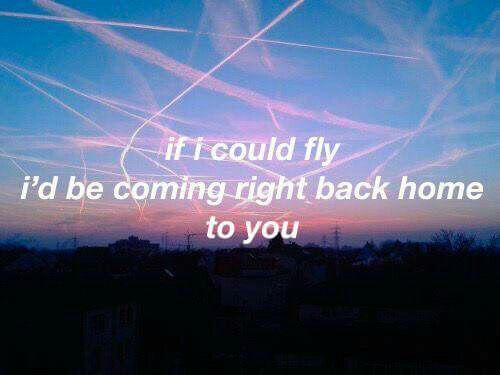 If I Could Fly ~ One Direction
