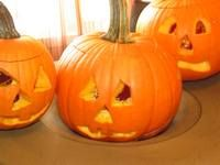 Halloween Pumpkin Carving: Fun and Odorless with #GladGruesome Challenge