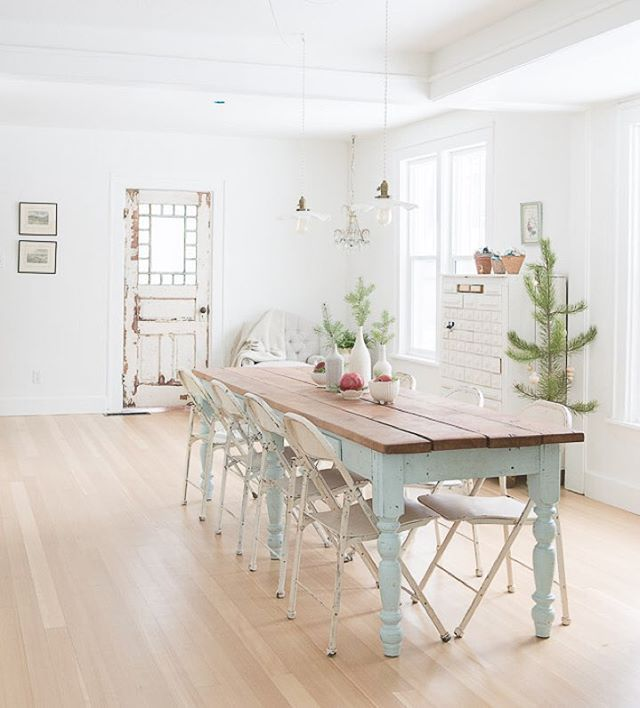 White Wash Pickling Stain On Pine: On The Blog Today I Reveal My New Floors Along With My