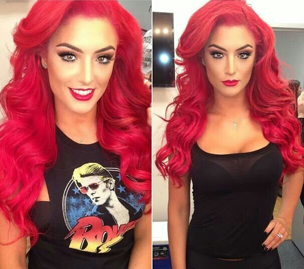 Want red hair ?!?!?; eva Maries red hair !!!  Hairstyles