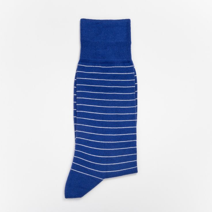 #socks #chaussettes #coton #bleu #rayures #madeinfrance #madeinitaly #luxe #atelierparticulier