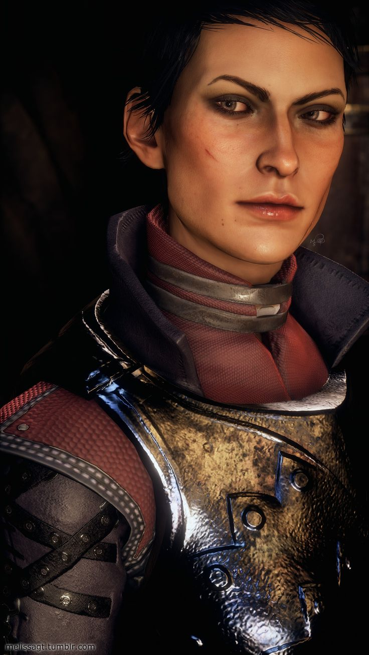 Cassandra - Dragon Age: Inquisition