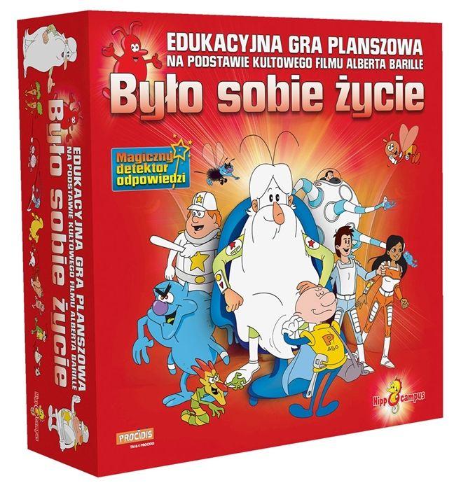 Było sobie życie - edukacyjna gra planszowa #bylosobiezycie #gryedukacyjne #jakzesnu