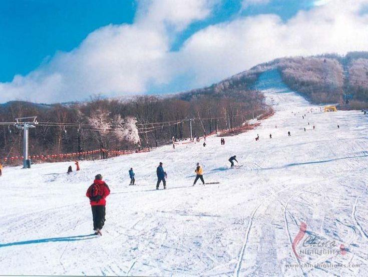 Changchun Beidahu Ski Resort, China Changchun Attractions