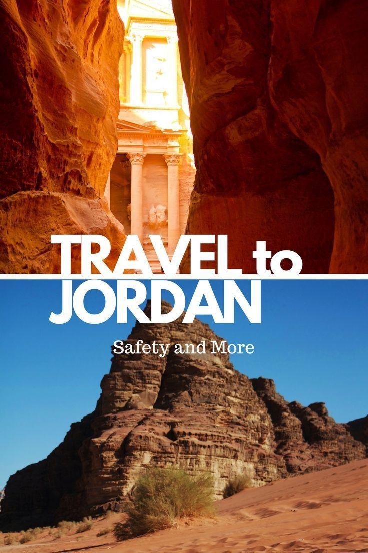 Is Jordan Safe? Travel information on Jordan for your bucket list adventure to the Middle East   #bucketlist #visitjordan   Petra   Wadi Rum   Jordan Tour Information #Jordan