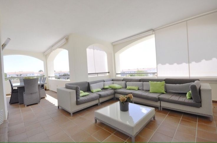 R2512859: €205.000  This stunning 2 bed 2 bath penthouse has amazing views towards the gardens, pool, golf and mountains and features a huge terrace to relax on and enjoy those views. Fantastic opportunity www.casafirst.es Facebook - Casa First  0034 952798245