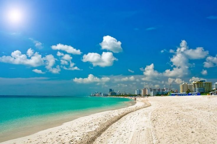 フロリダ旅行のおすすめスポット。サウス・ビーチ。
