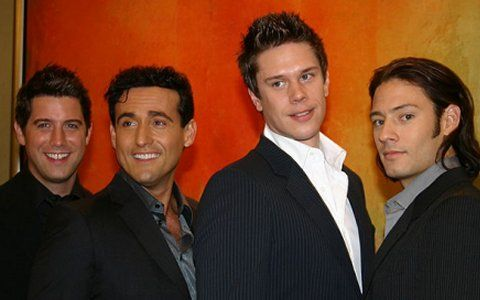 65 best images about il divo on pinterest to say goodbye unchained melody and wicked game - Divo music group ...