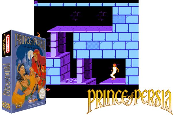 Prince Of Persia Usa Just Another Nintendo Nes Classic Game Follow Us On Pinterest To Discover More Videogame Classics From The Golden Age Nes Ninten Mit Bildern