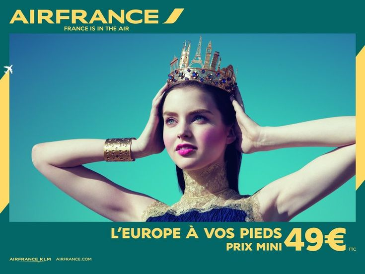 Air France - France is in the air - Europe