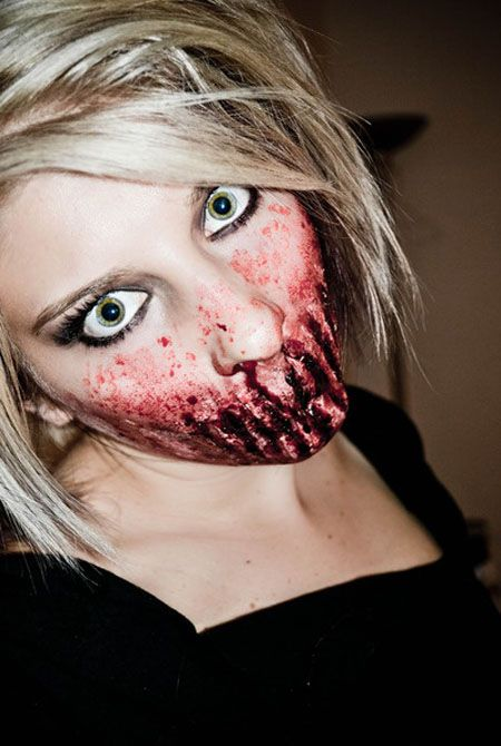 239 best Halloween Makeup Ideas images on Pinterest | Halloween ...