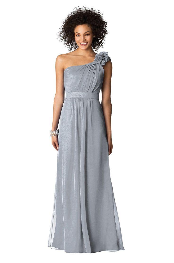 Best 25 Grey Bridesmaid Gowns Ideas On Pinterest