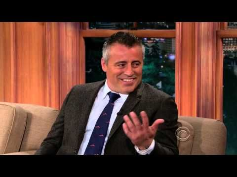 Matt LeBlanc on Craig Ferguson [February 13, 2014] - YouTube
