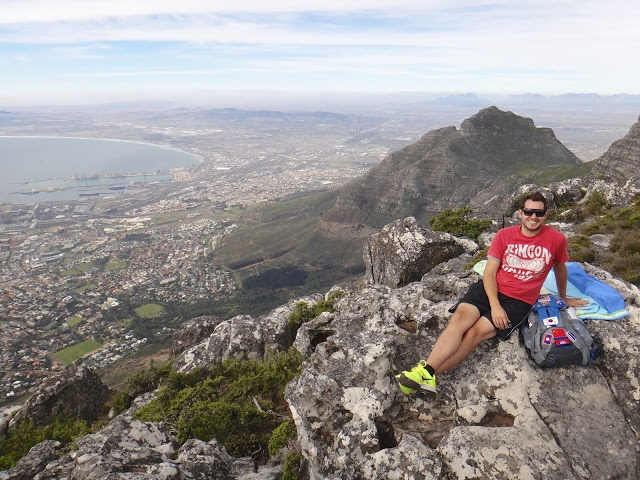 table mountain valentine's day