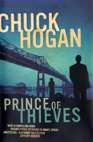 Prince of Thieves by Chuck Hogan...made a great movie The Town with Ben Affleck