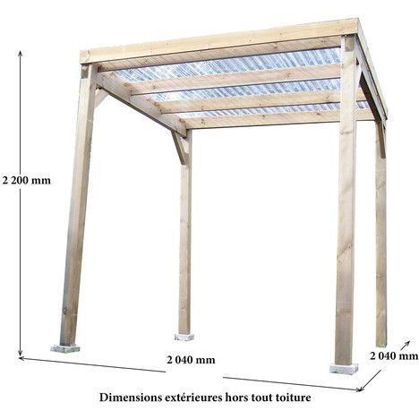 las 25 mejores ideas sobre abri de jardin auchan en pinterest cocinas cubiertas para el aire. Black Bedroom Furniture Sets. Home Design Ideas