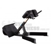 Back Extension Attachment  Dimensions (L×W×H):     122cm × 86cm × 96cm   For more info visit: http://www.gymandfitness.com.au/diamond-series-45-degree-back-extension.html