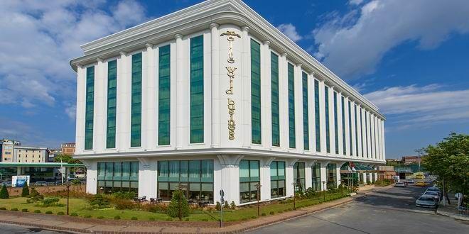 İstanbul Florya'da yer alan Elite World Business Otel ve kapılarını 2016 yılının Eylül ayında açacak...