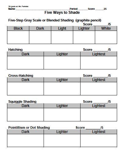 all worksheets elements of art worksheets pdf printable worksheets guide for children and. Black Bedroom Furniture Sets. Home Design Ideas