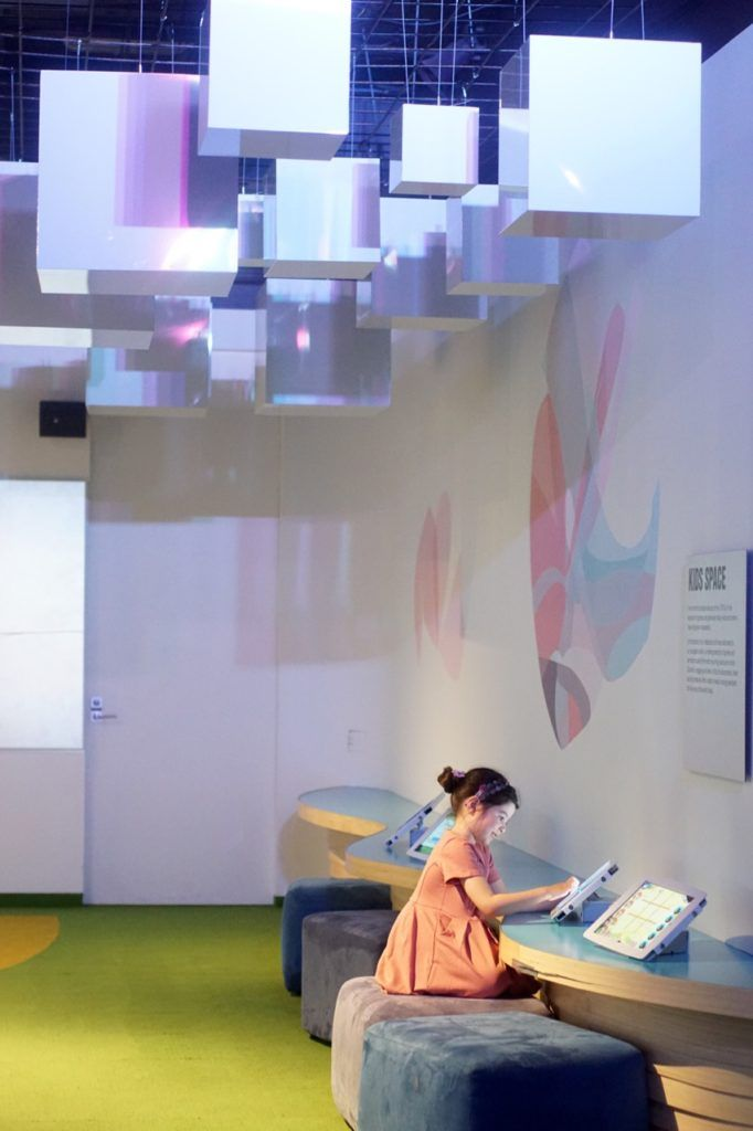 HOT: Screen Worlds, ACMI Australian Centre for the Moving Image, Federation Square, Melbourne http://tothotornot.com/2017/01/screen-worlds-acmi/