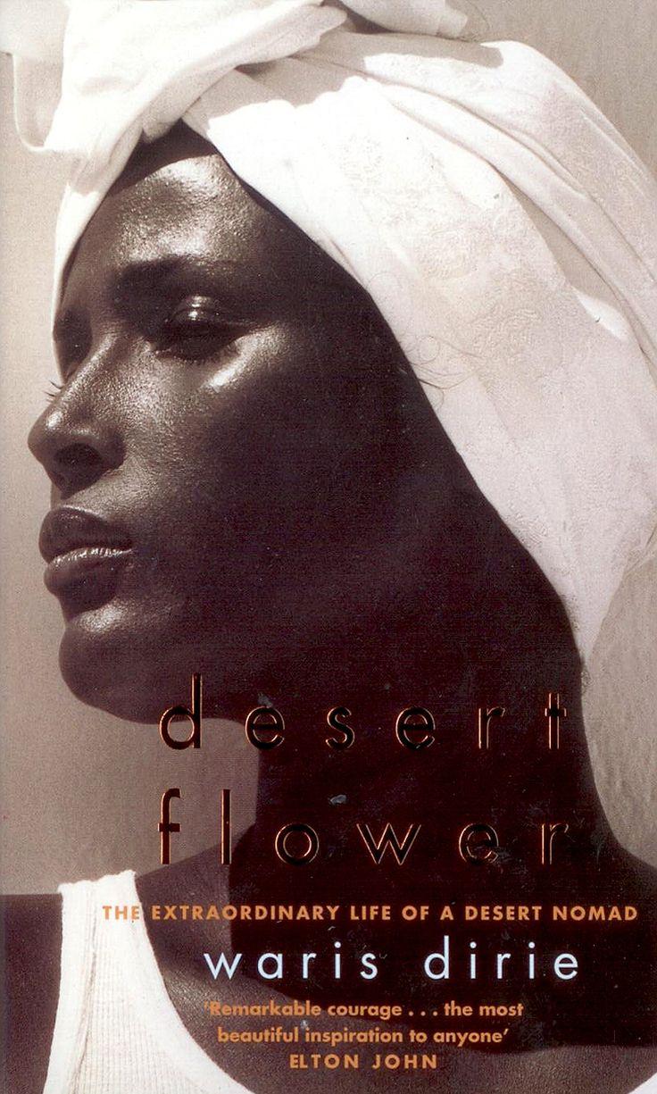desert flower // waris dirie