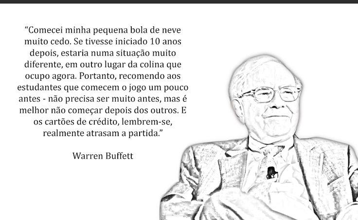 Frases Warren Buffett