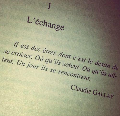 Claudie Gallay