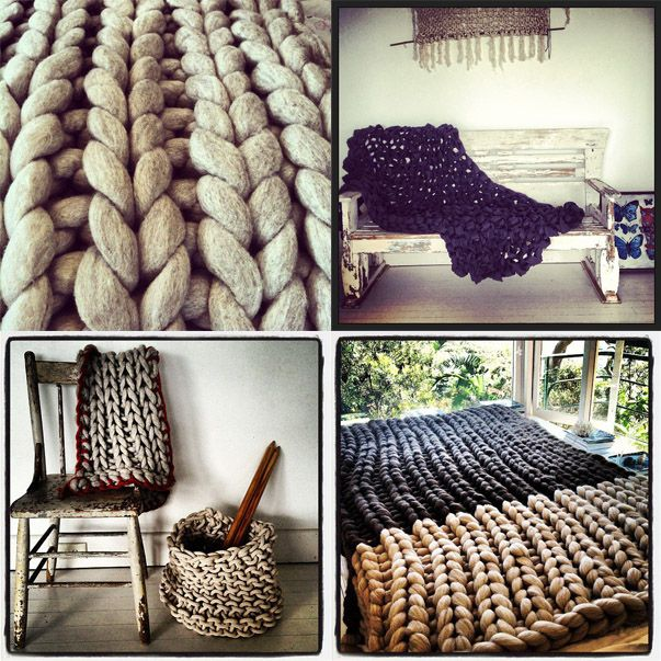 Jacqui Fink's Little Dandelion via http://i-am-not-a-celebrity.com/2013/02/06/diy-inspiration-chunky-knits/