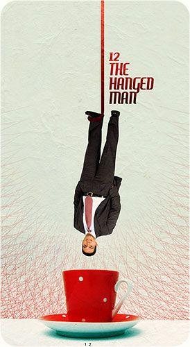 Tarot und Kartenlegen - The Hanged Man. http://www.ulani.de/tarotkarten/