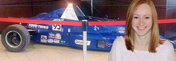 Amy Castell Set to Kick Start Her Toyo Tires F1600 Season at CTMP