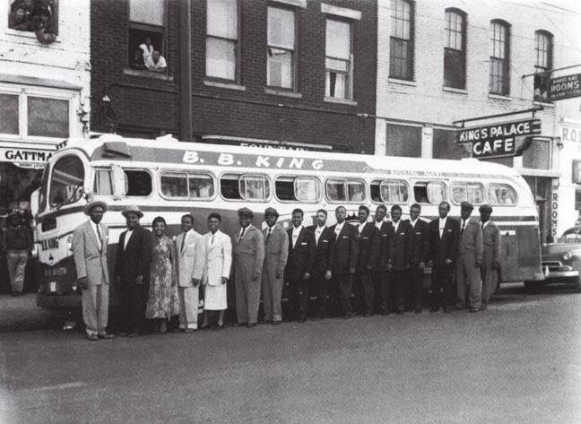 Memphis Tennessee Tour Buses