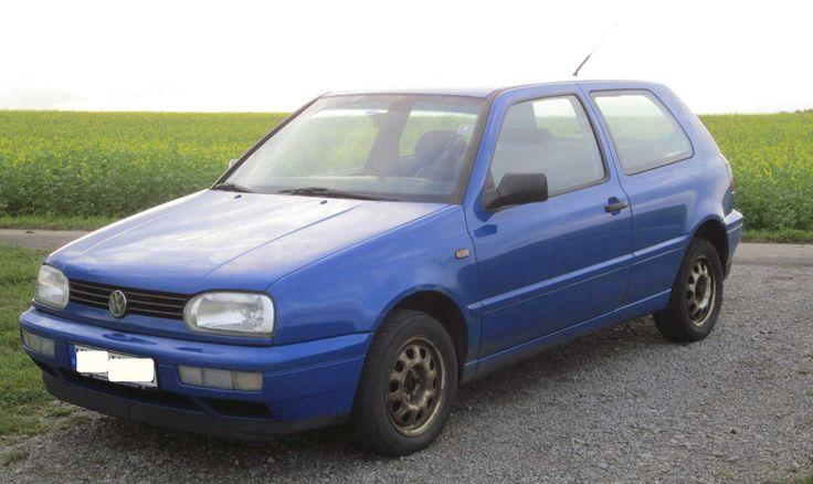 Volkswagen VW Golf 1.6 Joker