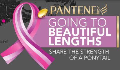 Pantene Beautiful Length Rebate Program: Up to $30 Visa Card w/ Hair Donation and Pantene Purchase