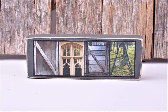 Segno di legno Nana  Nana Mini segno  Nana Home decorazione
