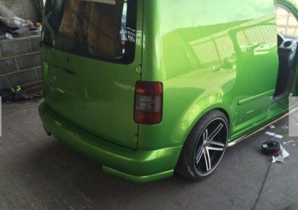 Bildergebnis für vw caddy modified