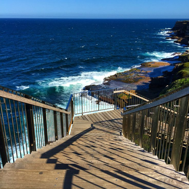 Stairway to heaven - Bronte to Clovelly #sydney