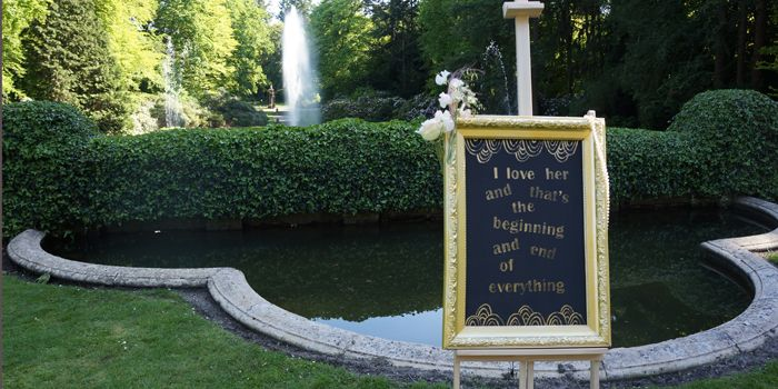 Bruiloft thema Great Gatsby jaren 20 | White Weddings