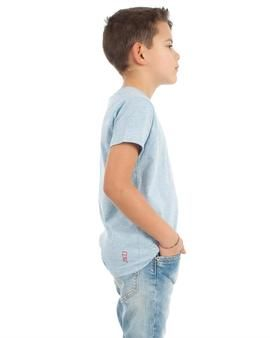 Camiseta Pepe Jeans Azul Al puro estilo Pepe Jeans. #camiseta #moda #niño