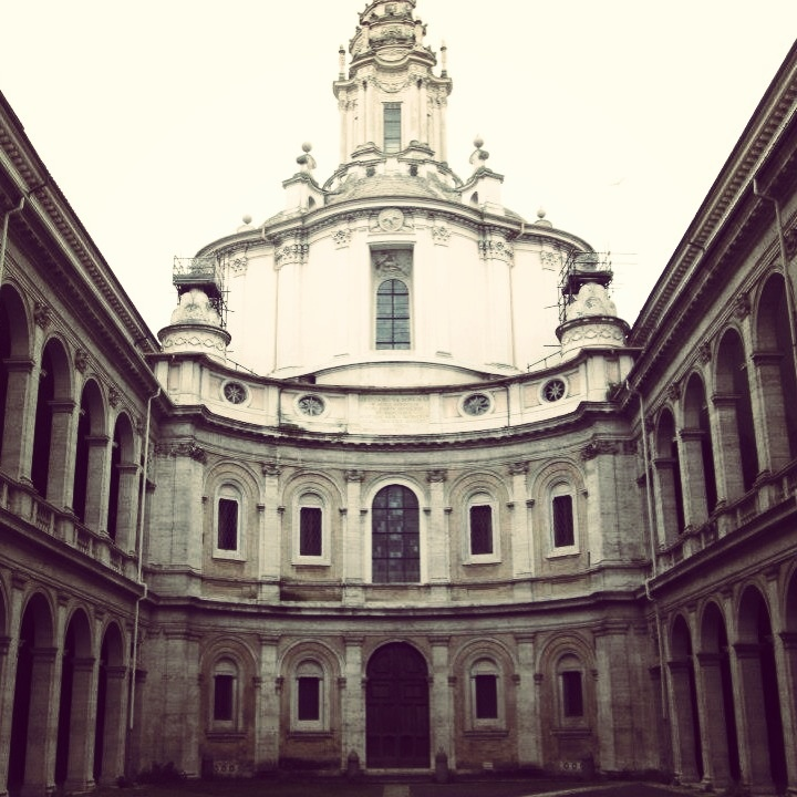 Roman university
