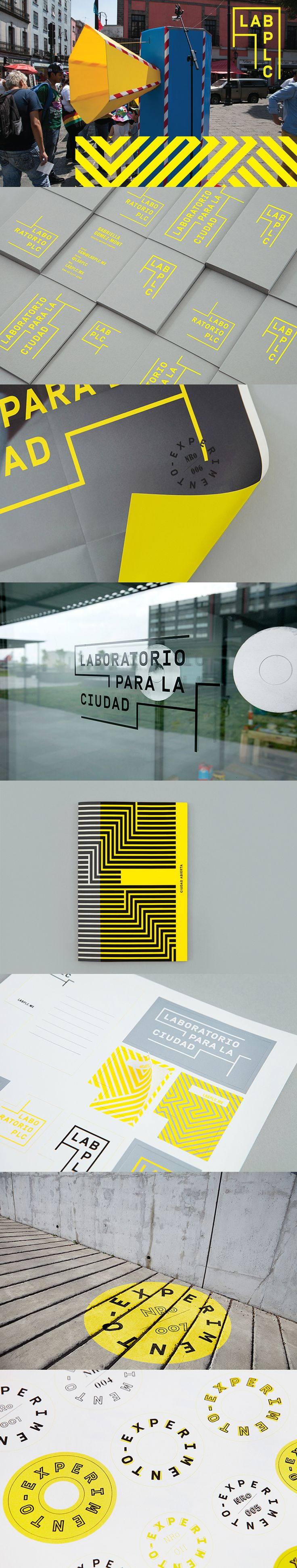 Labotatorio Parala Cuidad. (More design inspiration at www.aldenchong.com)