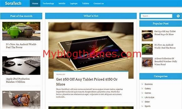 44 best blogger themes templates images on pinterest blogger mybloggerthemes blue business blogger template blogger business myblogthemes wajeb Choice Image
