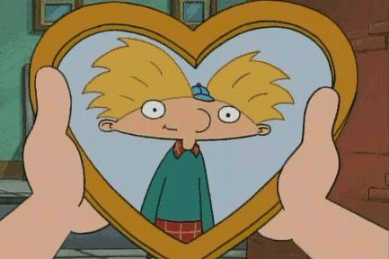 hey arnold! gotta love 90s nick cartoons!!