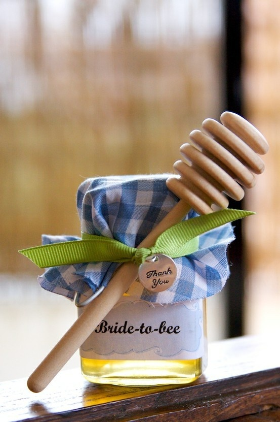 Southern Style Bridal Shower Favors