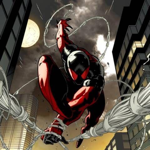 Kaine aka Scarlet Spider