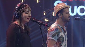 Umair Jaswal & Quratulain Balouch, Sammi Meri Waar, Coke Studio Season 8, Episode 2 - YouTube