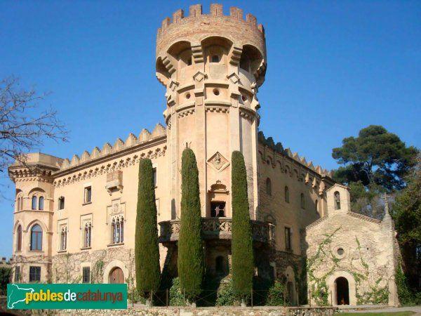 Cerdanyola - Castell de Sant Marçal (Barcelona)