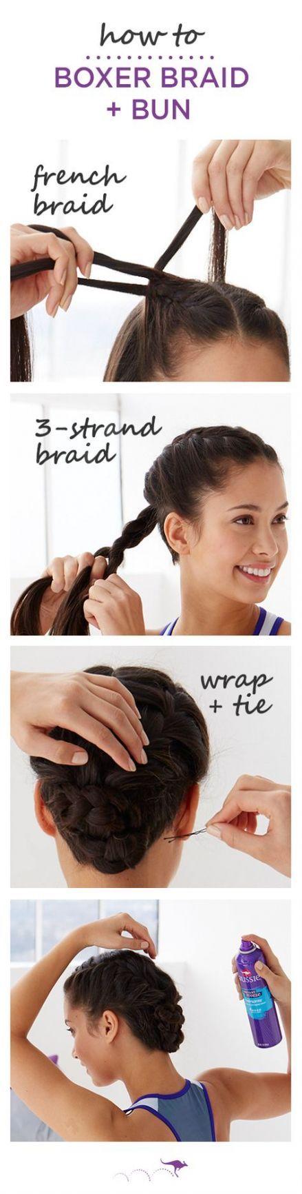 Braids hairstyles tutorials boxer 44+ ideas