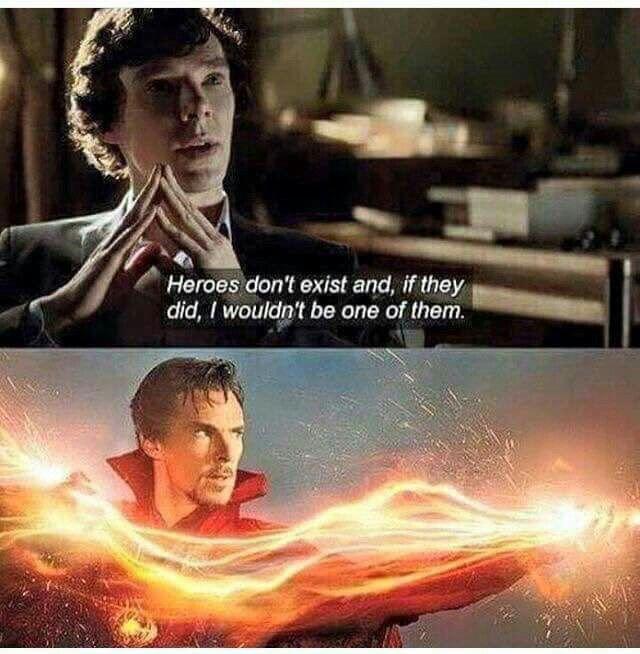 Ahh Sherlock